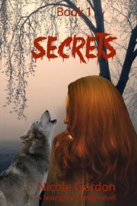 Secrets (A Lexington Family Novel Volume 1, Large Print) (Paperback)