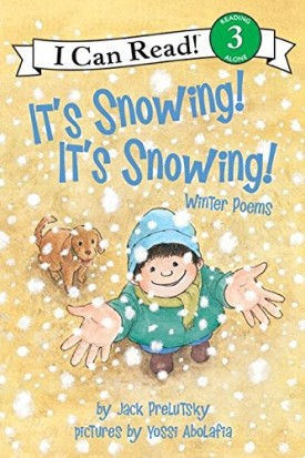Its Snowing! Its Snowing!: Winter Poems (I Can Read Level 3) (Paperback)
