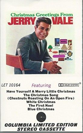 Christmas Greetings From Jerry Vale (Cassette)