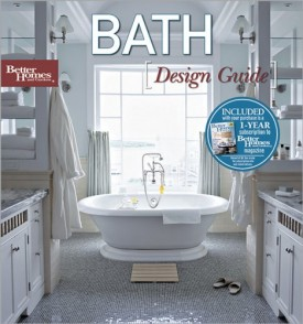 Bath Design Guide (Better Homes & Gardens)  (Paperback)