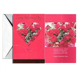 Valentines Day Greeting Card - Happy Valentines Day To You [Office Product]