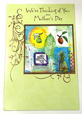 Mothers Day Greeting Card From Both All of Us [Office Product]