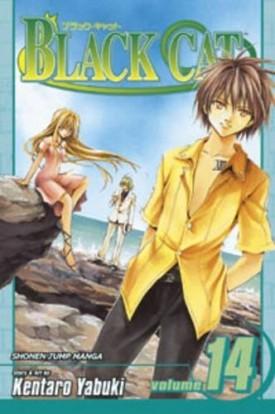 Black Cat, Vol. 14 [Paperback] [May 06, 2008] Yabuki, Kentaro