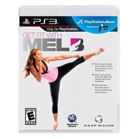 Sony Get Fit With Mel B [video game]