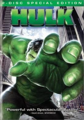 Hulk (2 Disc Full Screen Special Edition) (DVD)