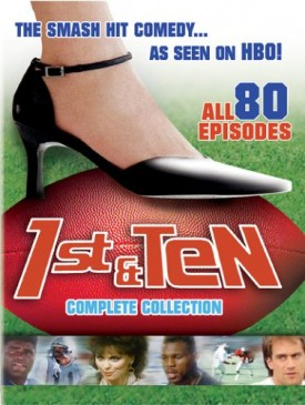 1st and Ten - Complete Collection [DVD] [1984]