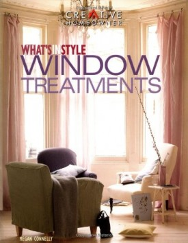 Whats In Style: Window Treatments (Paperback)