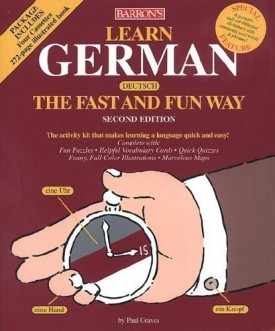 Learn German the Fast and Fun Way (4 Cassette Set)