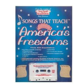 Songs That Teach America's Freedom Kit (Audio Cassette)