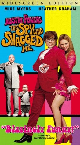 Austin Powers -  The Spy Who Shagged Me (Widescreen Edition) [VHS] [VHS Tape]
