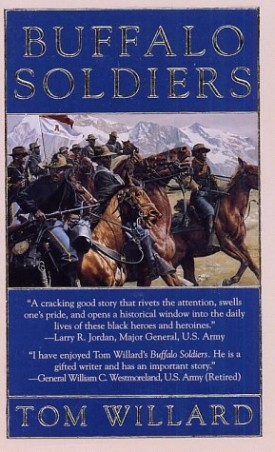 Buffalo Soldiers (Black Sabre Chronicles) (Mass Market Paperback)