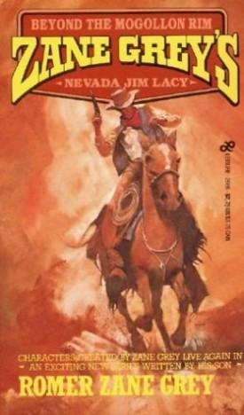 Nevada Jim Lacy: Beyond the Mogollon Rim (Mass Market Paperback)