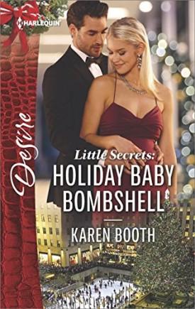 Little Secrets: Holiday Baby Bombshell (Mass Market Paperback)