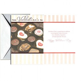 Valentines Day Greeting Card - Happy Valentines Day [Office Product]