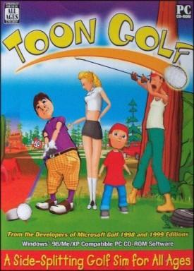 Toon Golf [CD-ROM] [video game]