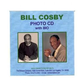 Bill Cosby Photo CD With Bio