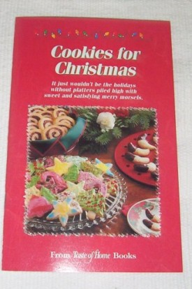 Cookies for Christmas (Cookbook Paperback)