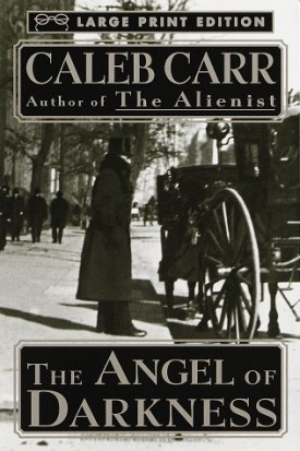 The Angel of Darkness (Random House Large Print) (Paperback)