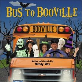 Bus to Booville (Reading Railroad) Board book  (Hardcover)