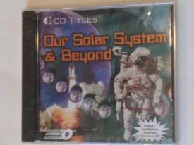 Our Solar System & Beyond CD-ROM