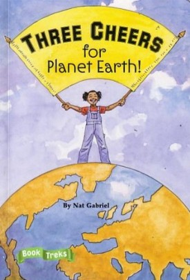 BOOK TREKS THREE CHEERS FOR PLANET EARTH! LEVEL 4
