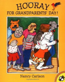 Hooray for Grandparents Day! (Picture Puffin Books) (Paperback)