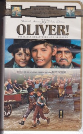 OLIVER! 30th Tribute Edition [VHS Tape]