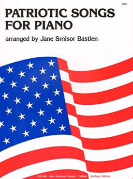 WP21 - Patriotic Songs For Piano Sheet music (Paperback)