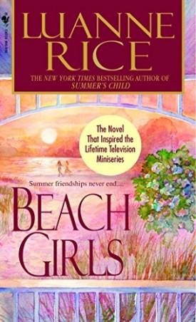 Beach Girls (Hubbard's Point) (Mass Market Paperback)