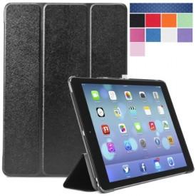 i-Blason Apple iPad Air Case (5th Generation) i-Folio Smart Cover Smart Case- Black