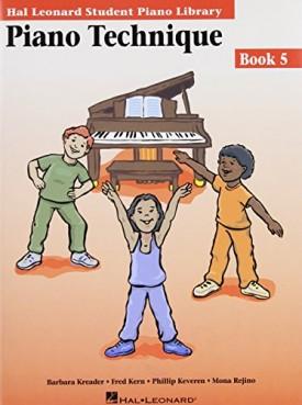 Piano Technique Book 5: Hal Leonard Student Piano Library (Paperback)