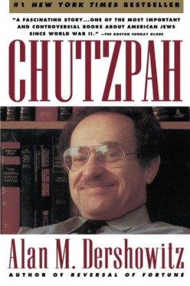 Chutzpah (Paperback)
