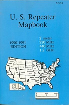 U.S. Repeater Mapbook 1990-91 (Paperback)