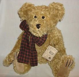 Mohair Bear Collection Roosevelt P. Bearington
