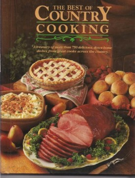 The Best of Country Cooking (Hardcover)