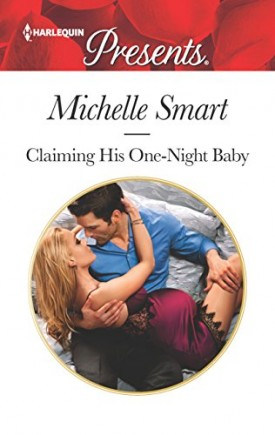 Claiming His One-Night Baby (Bound to a Billionaire) (Mass Market Paperback)