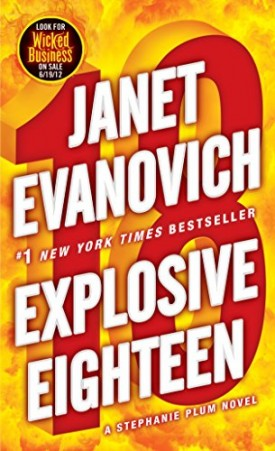 Explosive Eighteen (Stephanie Plum) (Mass Market Paperback)