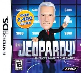 Jeopardy - Nintendo DS [video game]