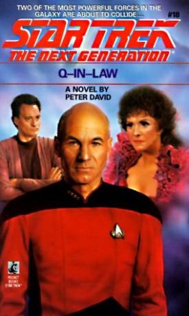 Star Trek The Next Generation - Q-In-Law No. 18 (Paperback)