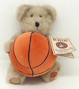 Boyds Bear Hoops Basketball Sports Plush 8 903064
