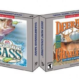 Deer Hunt Challenge / Championship Bass (Jewel Case) - PC [CD-ROM]