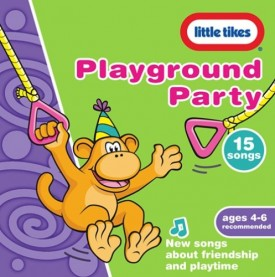 Little Tikes - Playground Party [Audio CD] Various Artists