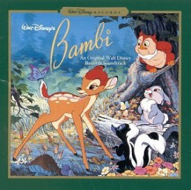 Bambi (An Original Walt Disney Records Soundtrack) (Audio CD)