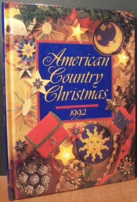 American Country Christmas 1992 (Hardcover)