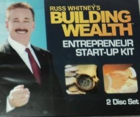 BUILDING WEALTH - Entrepreneur start-up Kit [Video CD] (2005) Russ Whitney