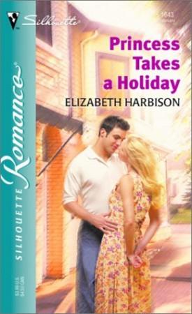 Princess Takes a Holiday (Paperback)