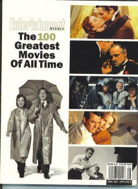 100 Greatest Movies of All Time (Paperback)