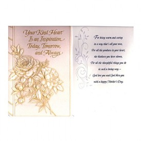 Mothers Day Greeting Card Religious [Office Product]