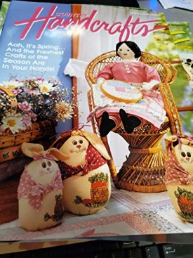 Country Handcrafts Magazine Back Issue Spring 1995