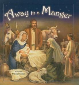 Away in a Manger (Paperback)